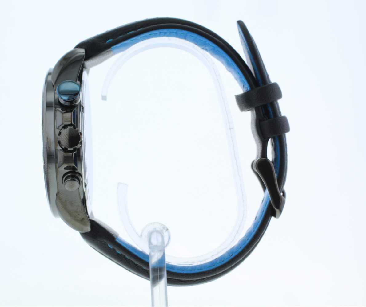 Pulsar Gents Limited Edition M-Sport Blue Solar Chrono ...