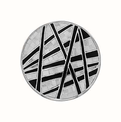 MY iMenso Shell Mosaic 33mm Insignia (925/Rhod-Plated) 33-0581