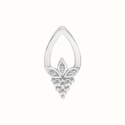 Perfection Swarovski Fancy Pendant (0.10ct) P3292-SK