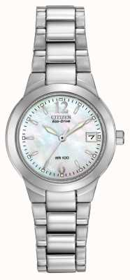 Citizen Womens Eco-Drive Silhouette EW1670-59D