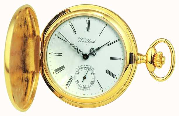 Woodford Hunter Pocketwatch 1016