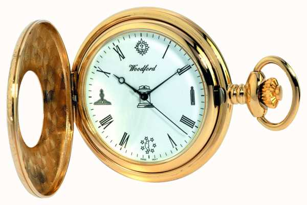 fc77993cf Woodford Pocket Watches - Official UK retailer - First Class Watches ...