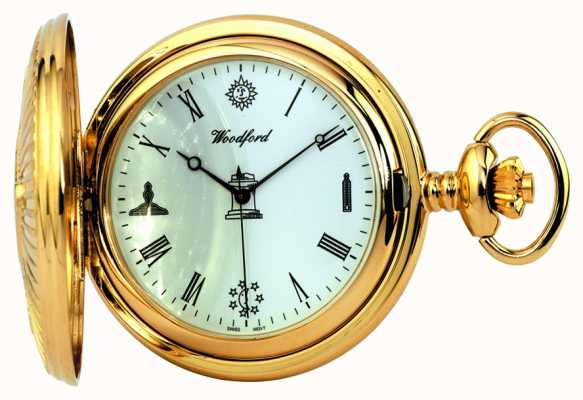0db4bd9d4 Woodford Pocket Watches - Official UK retailer - First Class Watches ...