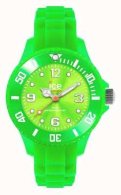 Ice-Watch Children's Forever Silicone Green SI.GN.M.S