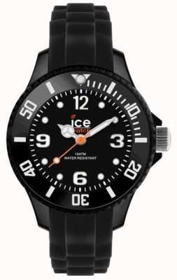 Ice-Watch Children's Forever Sili Black SI.BK.M.S