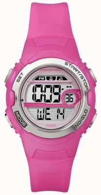 Timex Indiglo Marathon Digital Mid Size Alarm T5K771