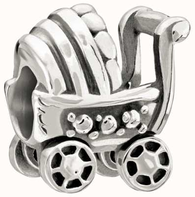Chamilia Sterling Silver - Baby Buggy 2010-3083