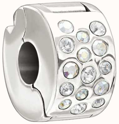 Chamilia Glimmer Lock - Iridescent Crystal Swarovski 2025-0984