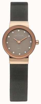 Skagen Freja Ladies Metal Bracelet Watch 358XSRM