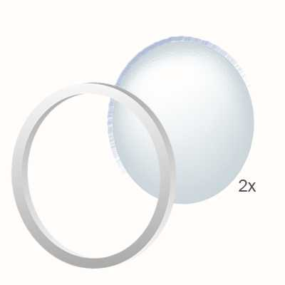 MY iMenso Dancing - Glass 2X +25mm Pmma Fill Ring 33mm 33-0996