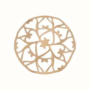 MY iMenso Polished Cover 33mm Insignia (925/Rosegold-Plated) 33-0368