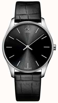 Calvin Klein Mens Classic Black Watch K4D211C1