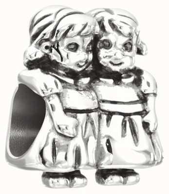 Chamilia Sisters Charm 2010-3234