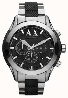 Armani Exchange Active Stainless Steel Bracelet Watch AX1214
