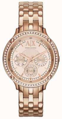 Armani Exchange Capistrano Ladies Watch AX5406