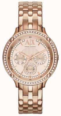 Armani Exchange Capistrano Ladies Watch AX5406