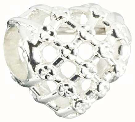 Chamilia Woven Heart Charm 2010-3266