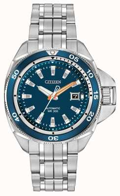 Citizen Automatic Grand Touring Signature Sport Stainless Steel NB1031-53L
