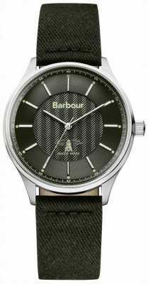 Barbour Mens Glysdale Fuse Black Watch BB021SLBK