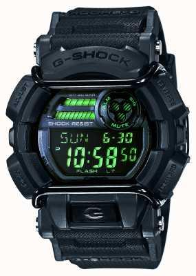 Casio G-Shock Mens Black Stealth Timer GD-400MB-1ER