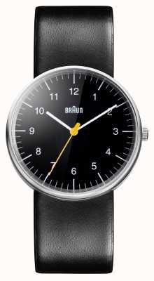 Braun Men's All Black Quartz Watch BN0021BKBKG