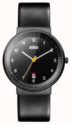 Braun Mens All Black Watch BN0032BKBKG