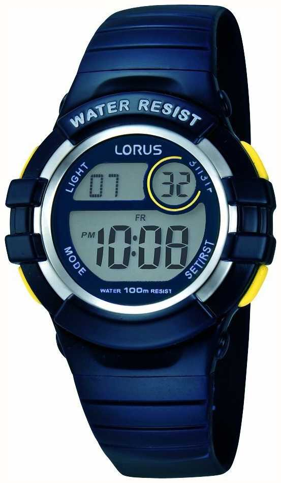 Lorus Digital Watch R2381hx9 First Class Watches Usa