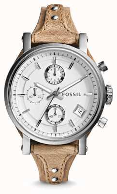 Fossil Womens Original Boyfriend Leather ES3625