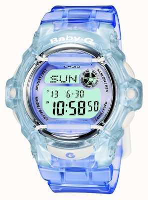 Casio Baby-G Lilac/Blue Womens Digital Watch BG-169R-6ER