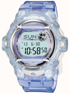 Casio Baby-G Lilac/Blue Women's Digital Watch BG-169R-6ER