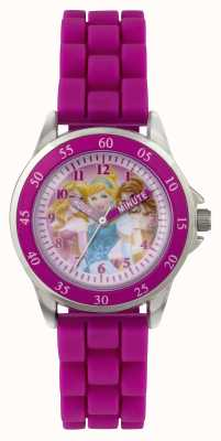 Disney Princess Three Princesses Childrens Purple Watch PN1078
