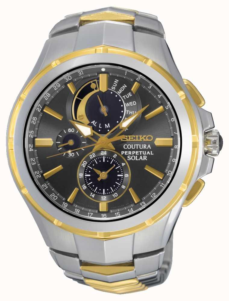 seiko mens coutura perpetual solar ssc376p9 first class watches usa rh us firstclasswatches com seiko coutura solar manual seiko coutura world timer manual