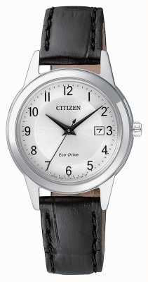 Citizen Womens Eco-Drive Leather Strap FE1081-08A