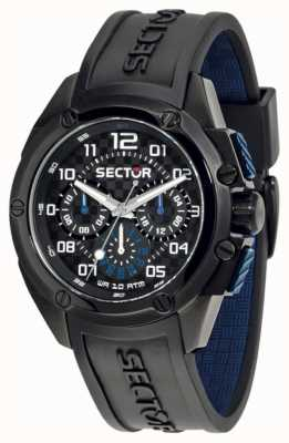 Sector 950 43mm Multi Function Black Dial R3251581001