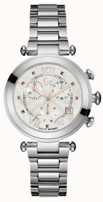 Gc LadyChic Sports Collection Stainless Steel Y05010M1