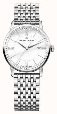 Maurice Lacroix Eliros Womens Sapphire Crystal With Anti-reflect Bottom EL1094-SS002-110-1