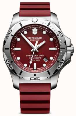 Victorinox Swiss Army I.N.O.X. Professional Diver Red 45mm 241736