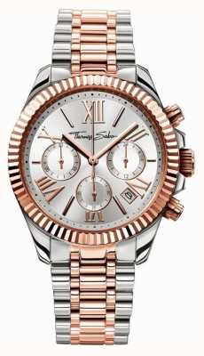 Thomas Sabo Women's Watch | DIVINE CHRONO  | WA0221-272-201-38
