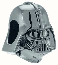 Chamilia Darth Vader Sterling Silver 2010-3433