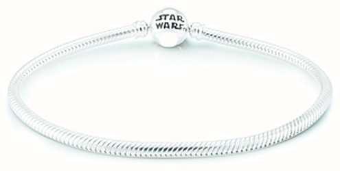 Chamilia Medium Star Wars Snake Charm Bracelet 1010-0153