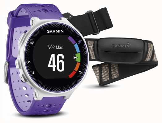 Garmin Unisex Forerunner 230 Premium With Heart Rate Monitor 010-03717-47