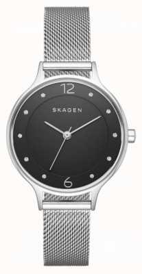 Skagen Womens Anita Stainless Steel Mesh Strap SKW2473