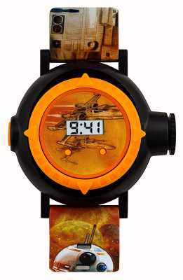 Star Wars BB8 Projector Watch 10 Images SWM3116