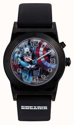 Avengers Childrens Captain America Black Strap CTA3121