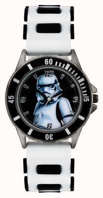 Star Wars Childrens Star Wars Storm Trooper White Strap STM3518