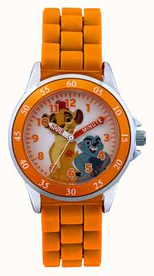 Disney Princess Childrens Lion Guard Orange Strap LGD3207
