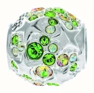 Chamilia Tink's Treasure Green Swarovski Crystal 2025-1946