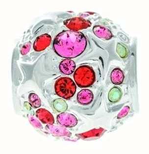 Chamilia Tink's Treasure Pink Swarovski Crystal 2025-1947