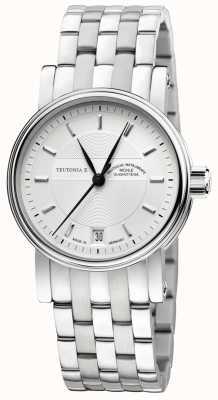 Muhle Glashutte Teutonia II Medium Automatic Watch M1-30-25-MB