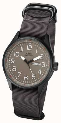 Limit Mens Pilot Grey Strap Grey Dial 5494.01